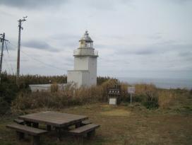 北灯台の写真