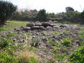 ジーコンボ古墳の写真